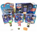 Massive MIKE THE KNIGHT Bundle of TOYS - 7 Figures, ARENA & Quintain - NEW